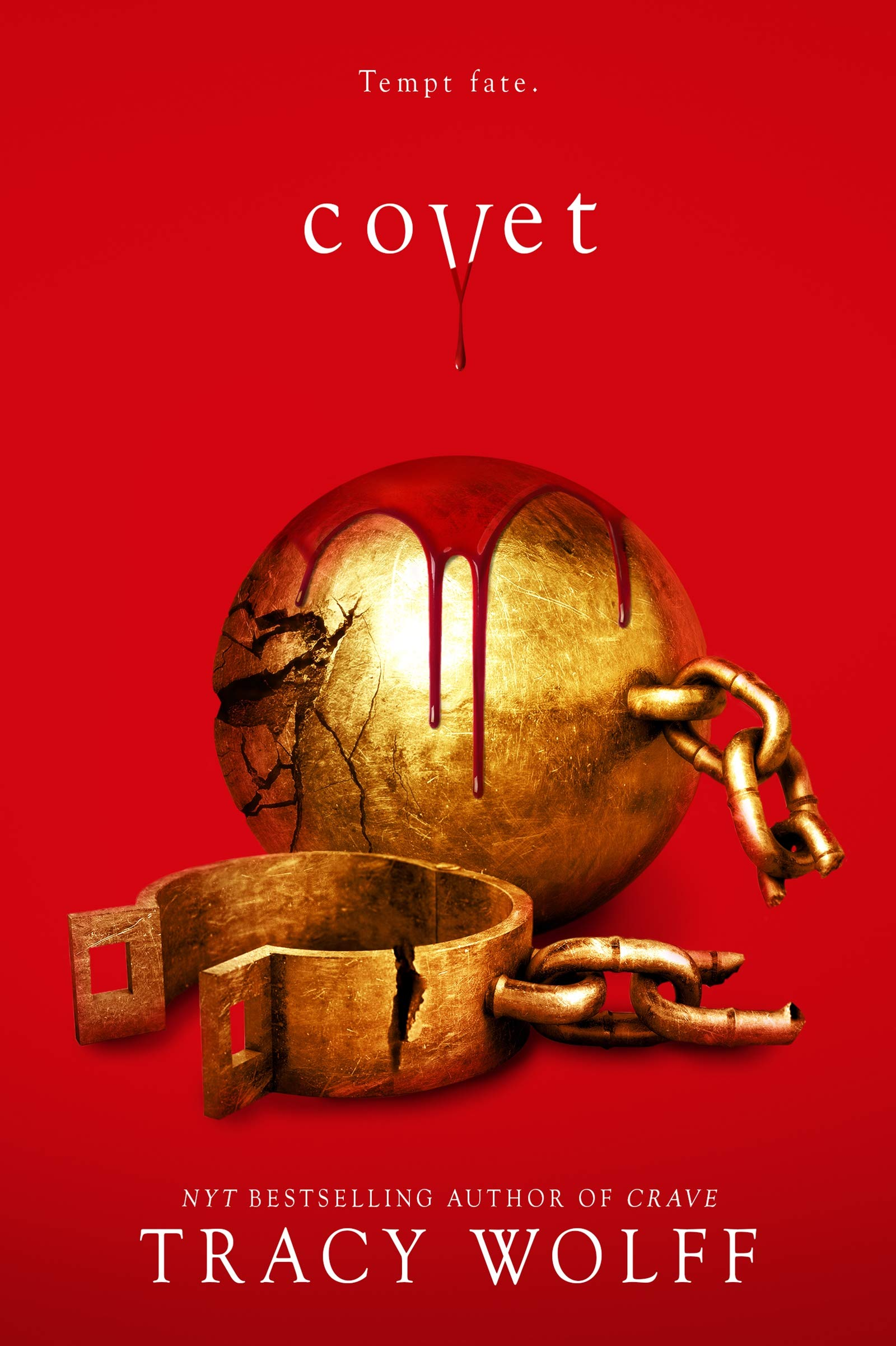 Blog Tour & Giveaway: Covet by Tracy Wolff